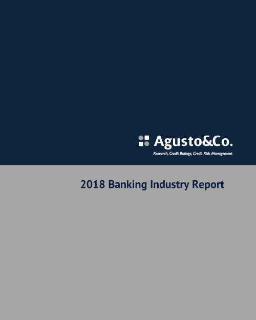 2018 Banking Industry Report