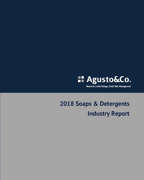 2018 Soaps & Detergents Industry Report
